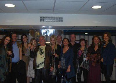 Exposición 40 aniversaruio de Club de Mar