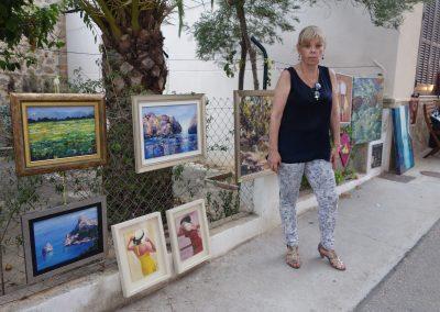 Nit d´ Art 2015 en Sarraco
